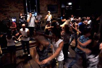 Wednesday Salsa at the Kingslander