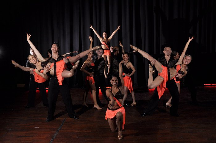 NZ Salsa Champions 2010