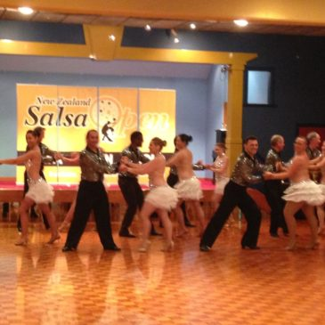 Bachata & Salsa Performance Course : Start of the Course and Last Free Trial