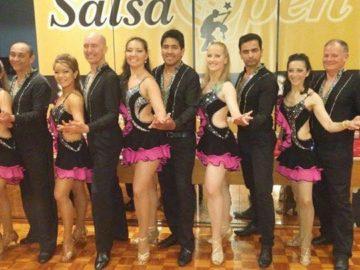 Bachata & Salsa Performance Course : Free Trial