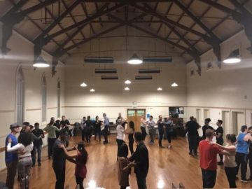 Salsa con Coco Salsa Classes & Dancing welcomes 2018