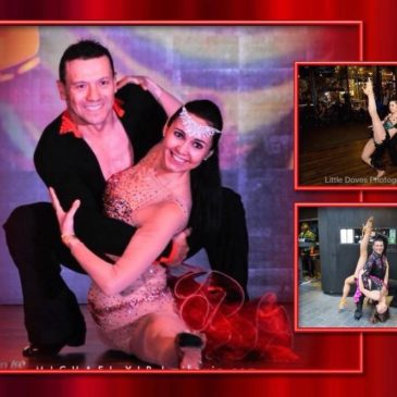 Free Trial ( Class ) Bachata : From Basics to Poses
