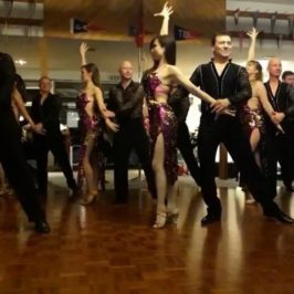 Salsa Performance Course Free Class / Trial / Info Evening